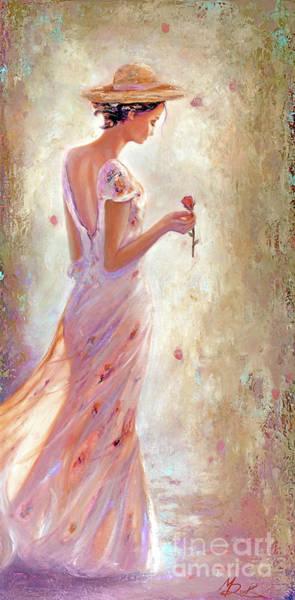 Painting - Toujours De Fleurs by Michael Rock