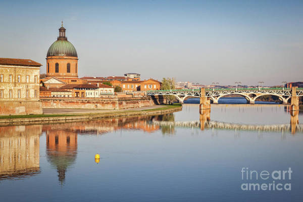 Wall Art - Photograph - Toulouse Reflection 2 by Colin and Linda McKie