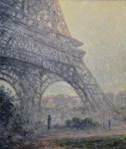 Paris , Tour De Eiffel  Art Print