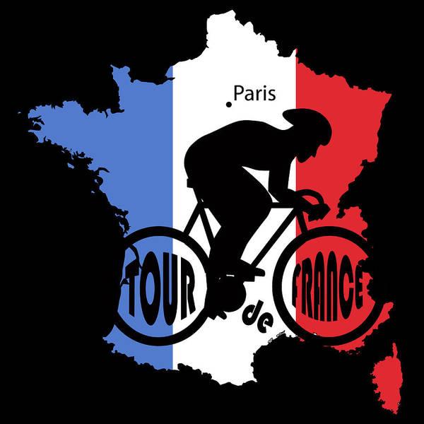 Photograph - Tour De France 3 by Andrew Fare