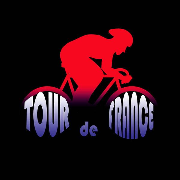 Photograph - Tour De France 4 by Andrew Fare