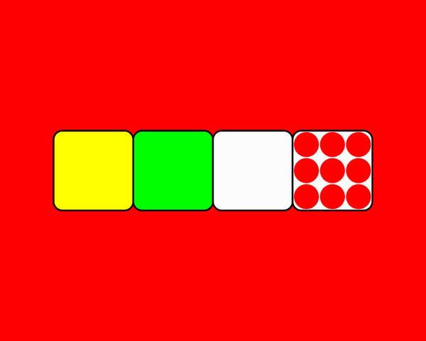 Digital Art - Tour De France Jerseys 2 Red by Brian Carson