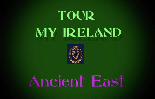 Painting - Tour The Ancient East by Val Byrne