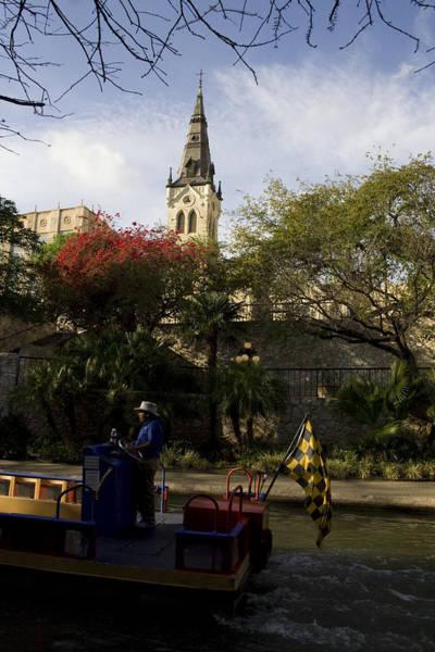 Photograph - Tourismo De San Antonio by Dylan Punke