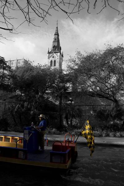 Photograph - Tourismo De San Antonio II by Dylan Punke