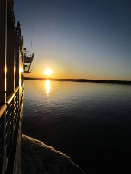 Photograph - Towards Sunset by Rosita Larsson