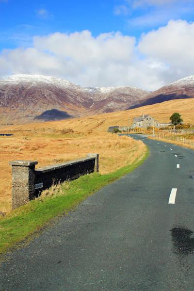 Photograph - Towards The Mountain by Jennifer Robin