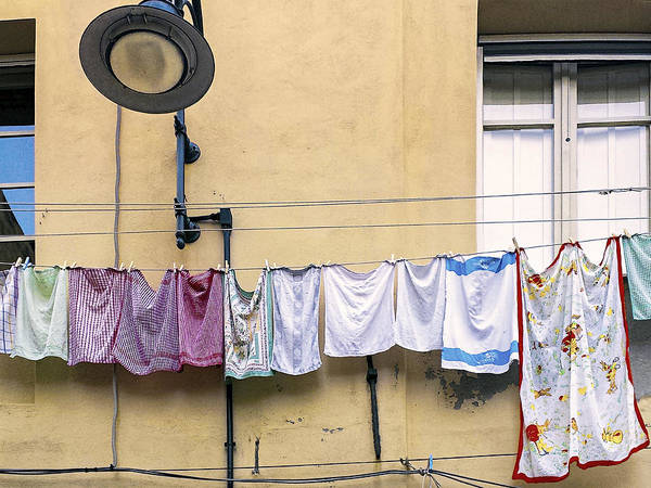 Photograph - Towels by Dominic Piperata