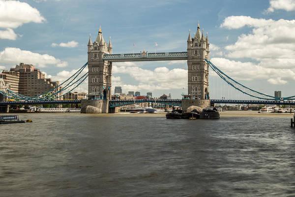 Photograph - Tower Bridge A by Jacek Wojnarowski