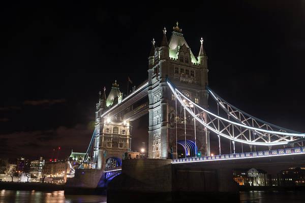 Photograph - Tower Bridge by Alex Lapidus