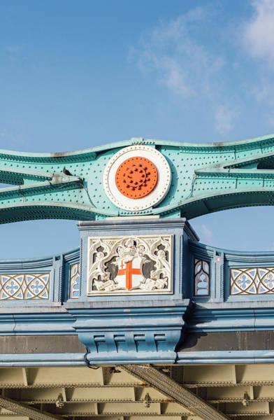 Photograph - Tower Bridge Detail by Alexandre Rotenberg