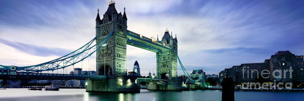 Wall Art - Photograph - Tower Bridge - London by Rod McLean