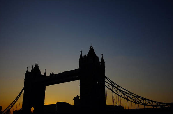 Photograph - Tower Bridge by Matt J