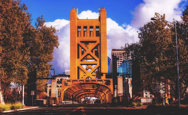 Wall Art - Photograph - Tower Bridge - Sacramento, California by Library Of Congress