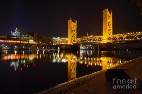 Photograph - Tower Bridge by Vincent Bonafede