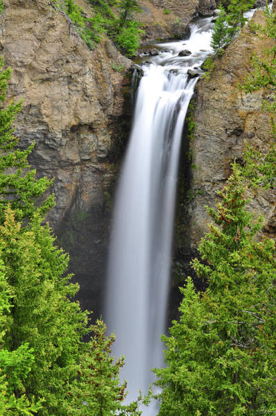 Photograph - Tower Fall by Greg Norrell
