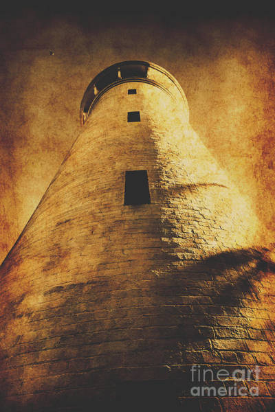 Atmospheric Photograph - Tower Of Grunge by Jorgo Photography - Wall Art Gallery