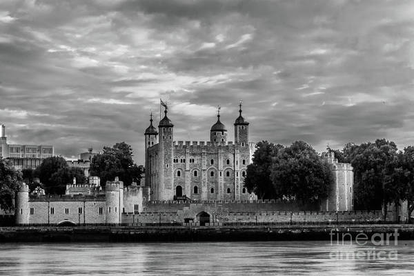 Photograph - Tower Of London, London, Uk. by Nigel Dudson