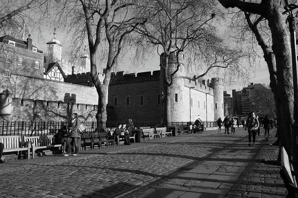 Photograph - Tower Of London, England by Aidan Moran