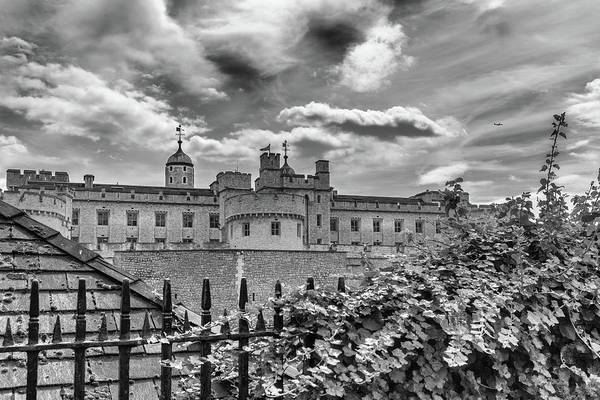 Capital Of Georgia Photograph - Tower Of London by Georgia Fowler