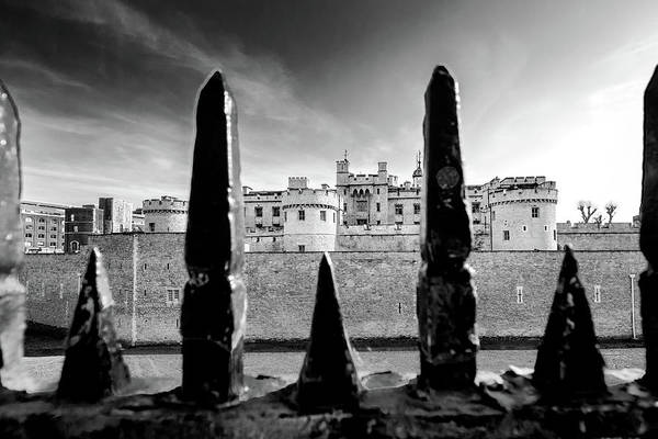 Wall Art - Photograph - Tower Of London by Greg Fortier