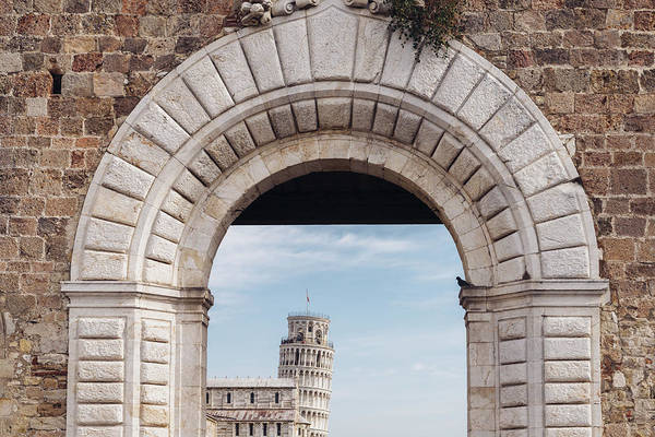 Photograph - Tower Of Pisa, Italy by Alexandre Rotenberg
