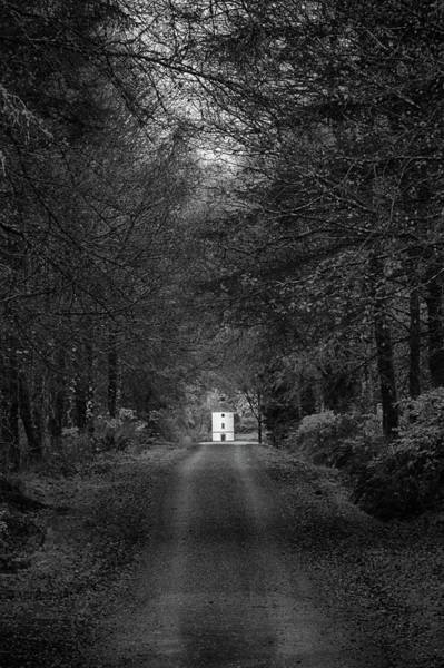 Inverary Castle Wall Art - Photograph - Tower Road by Guy Shultz