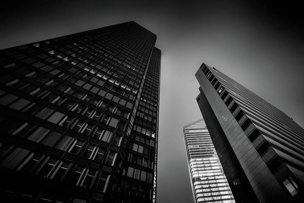 Photograph - Towers by James Billings