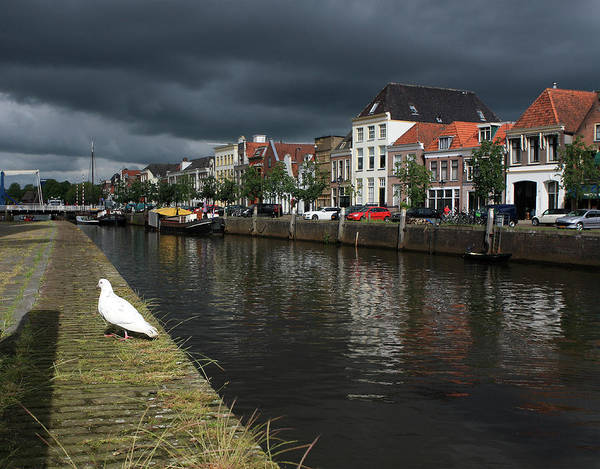 Photograph - Towns Of The Netherlands by Aidan Moran