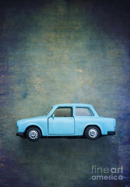 Photograph - Toy Car by David Lichtneker