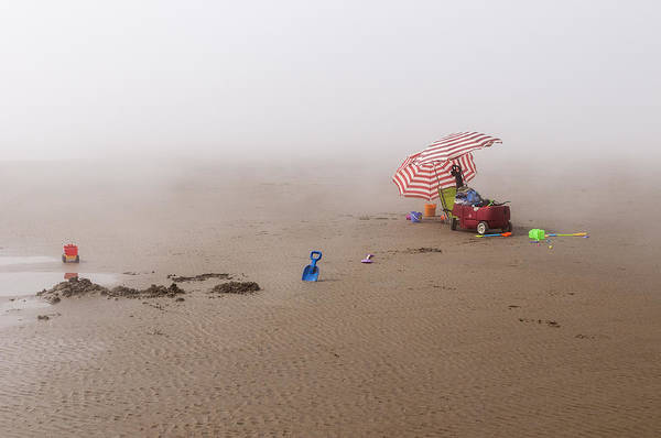 Photograph - Toys In The Fog by Robert Potts