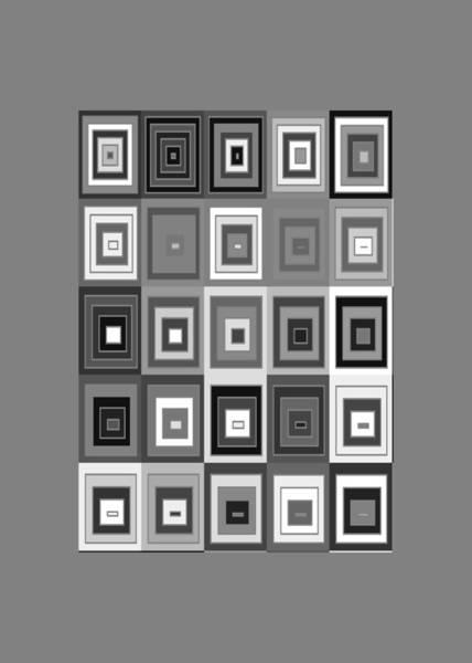Wall Art - Digital Art - Tp.2.50 by Gareth Lewis