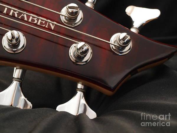 Photograph - Traben Bass by Vivian Martin