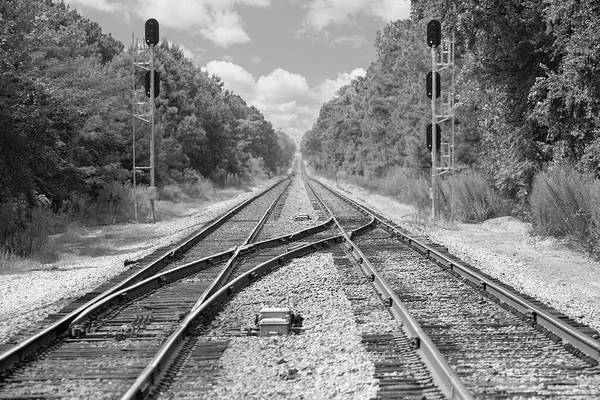 Wall Art - Photograph - Tracks 2 by Mike McGlothlen