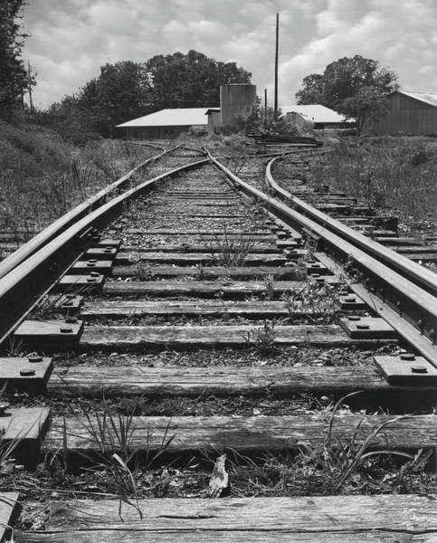 Wall Art - Photograph - Tracks by Mike McGlothlen