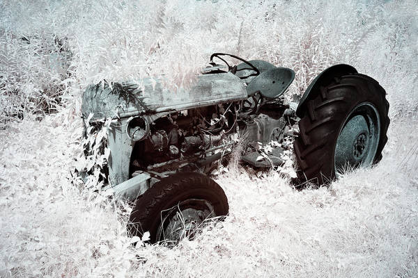 Wall Art - Photograph - Tractor Heaven by Luke Moore