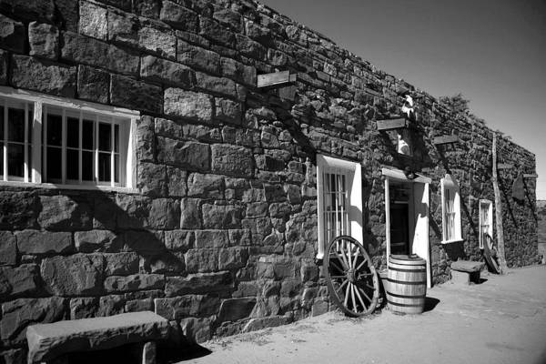 Photograph - Trading Post by Timothy Johnson