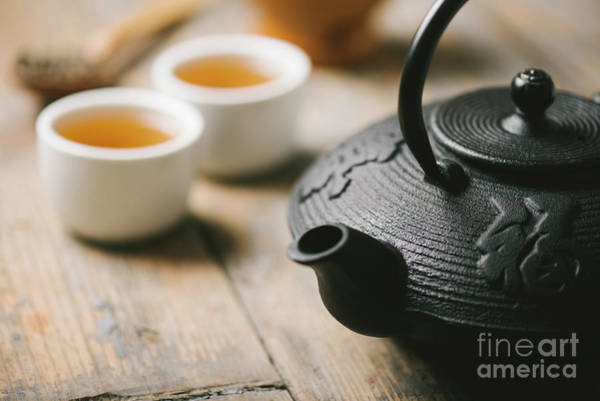 Wall Art - Photograph - Traditional Asian Tea by Jelena Jovanovic