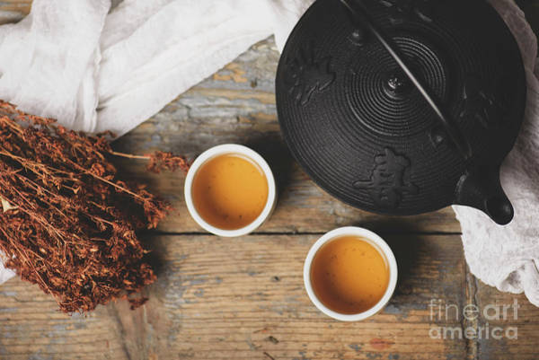 Wall Art - Photograph - Traditional Japanese Tea by Jelena Jovanovic