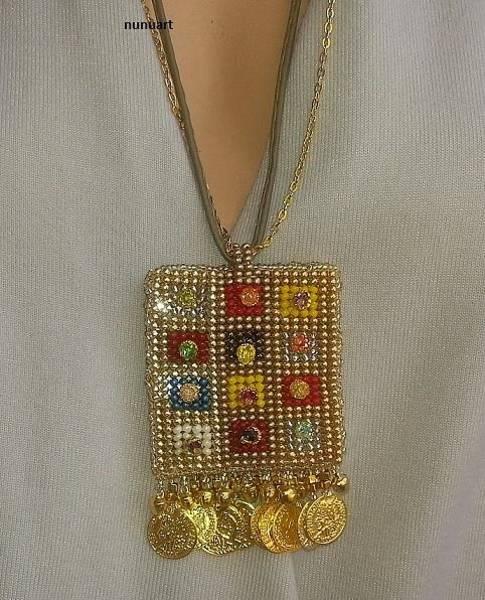 Wall Art - Jewelry - Traditional Jewish Jewelry  by Nurit Tzubery