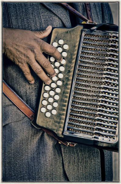 Ensenada Photograph - Nimble Fingers 2 by Claude LeTien