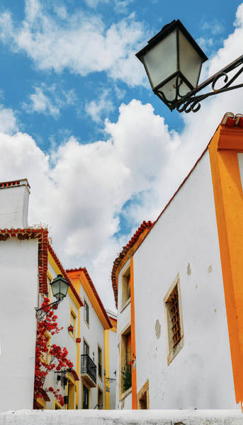 Photograph - Traditional Portuguese Street by Alexandre Rotenberg