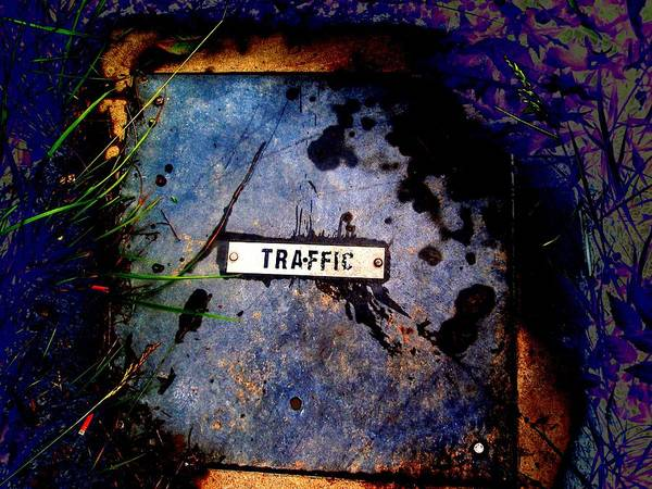 Photograph - Traffic By Erik Akerman by Beth Akerman