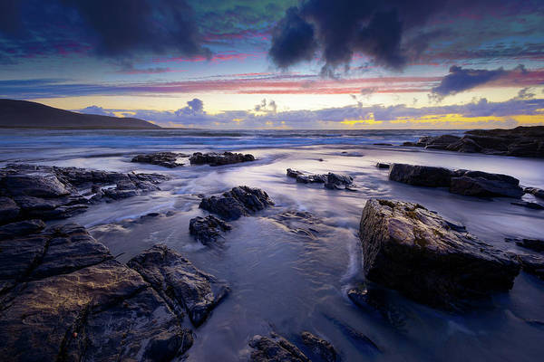 Photograph - Traigh Allathasdall, Isle Of Barra by Peter OReilly