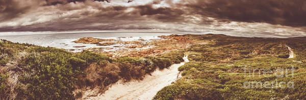 Wall Art - Photograph - Trail To Western Tasmania by Jorgo Photography - Wall Art Gallery