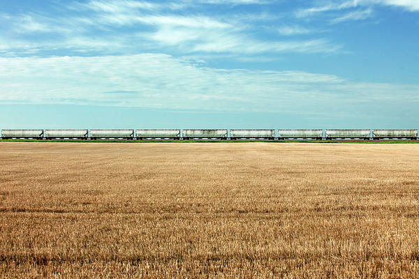 Photograph - Train Dissected by Todd Klassy
