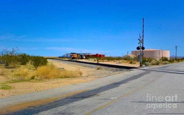 Photograph - Train Loop by Joe Lach