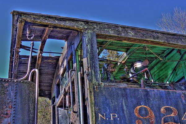 Photograph - Train No. 94 by David Patterson