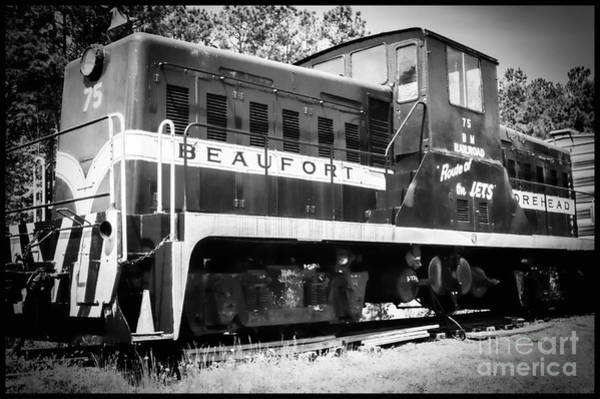 Photograph - Train Number 75 by Roberta Byram