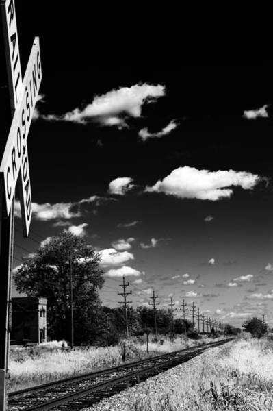 Railroad Station Photograph - Train Station by Off The Beaten Path Photography - Andrew Alexander